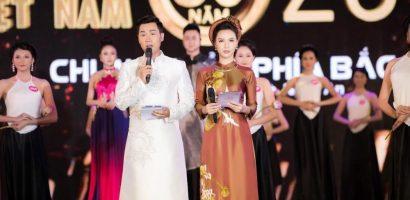 MC Nguyên Khang tiết lộ chuyện hậu trường bí mật tại đêm chung khảo phía Bắc HHVN 2018