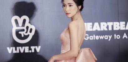 Khán giả bất ngờ với hình ảnh công chúa của Hòa Minzy trên thảm đỏ