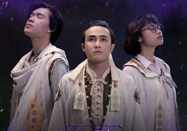 Huỳnh Lập tung bộ ảnh 'ảo tung chảo' thay lời chia tay của 'Ai chết giơ tay'