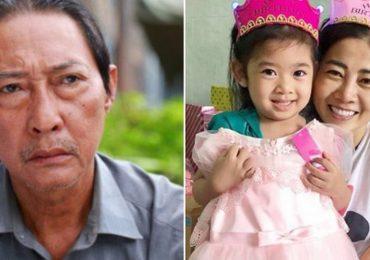 Diễn viên Lê Bình bị ung thư phổi, nằm cùng khoa với Mai Phương