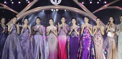 Người đẹp Hoa hậu Việt Nam 2018 cùng 'bay vào cõi mộng' trong BST của NTK Brian Võ