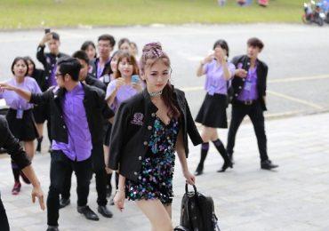 Liz Kim Cương (LIME) gây bất ngờ khi vừa diễn xuất, vừa thể hiện nhạc phim