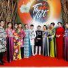 Cha con NTK Nhật Dũng khiến giới mộ điệu thời trang ngây ngất với BST 'Tà áo Việt'