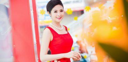 Hoa hậu Ngọc Hân ngồi 'ghế nóng' chung kết Miss Supranational Vietnam 2018