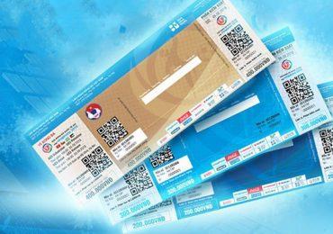 Vé xem U23 Việt Nam được gắn chíp bảo mật hiện đại nhất Việt Nam