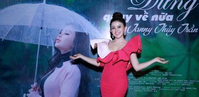 Janny Thuỷ Trần đẹp thơ mộng trong MV tại Đà Lạt