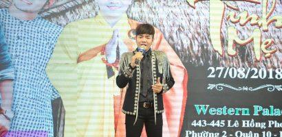 Ca sĩ Thái Huy ra mắt MV phim ca nhạc 'Tình mẹ'