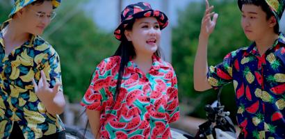 Lê Như 'lột xác' thành gái teen sốc nổi trong MV mới