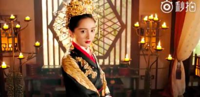 'Phù Dao Hoàng hậu' lên sóng, Dương Mịch gửi lời chào fan Việt