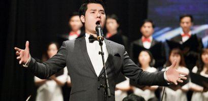 Ca sĩ Đào Mác: 'Giọng hát thính phòng opera đầy lay động'