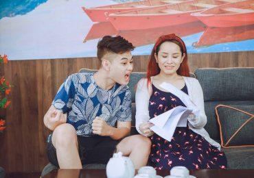 Sơn Ca ngọt ngào, tái ngộ Bảo Chu trong sitcom gia đình 'Để đó vợ lo'