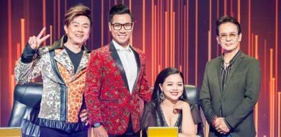 4 thí sinh nhất tuần xuất sắc giành vé vào vòng chung kết 'Người hát tình ca'