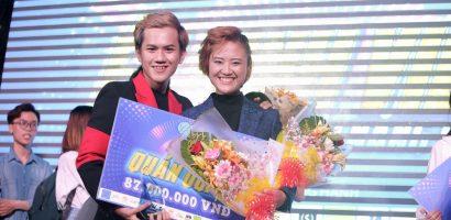 Sau chiến thắng Én Sinh Viên 2018, MC Hoàng Vũ nhận học bổng thạc sĩ tại Pháp
