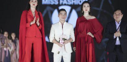 Thanh Tú mở màn, Đỗ Mỹ Linh làm vedette cùng trình diễn với thí sinh Hoa hậu Việt Nam 2018