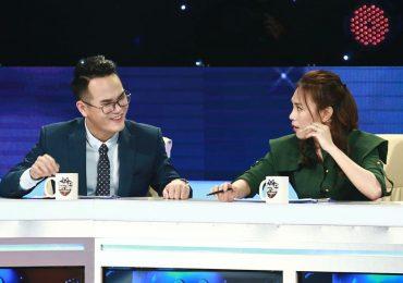 Nhạc sĩ Khắc Hưng hồi hộp khi ngồi 'ghế nóng' bên cạnh Mỹ Tâm