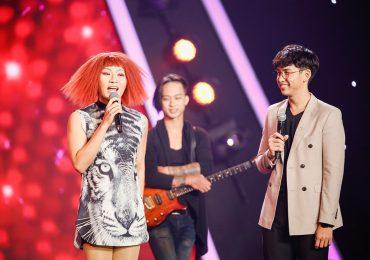Hóa Diva Trần Thu Hà, Đỗ Phú Quí thăng hoa hát nhạc rock