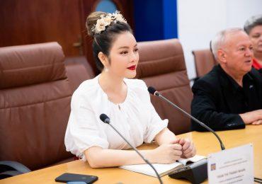 Lý Nhã Kỳ mong muốn thúc đẩy được quan hệ ngoai giao Việt Nam – Rumani