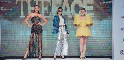 Thanh Hằng, Minh Hằng và Võ Hoàng Yến đọ catwalk trong ngày ra mắt 'The Face 2018'