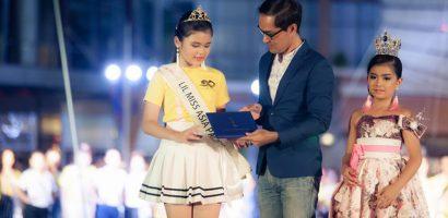 Người mẫu nhí Việt Nam đăng quang 'Hoa hậu nhí Châu Á Thái Bình Dương 2018'