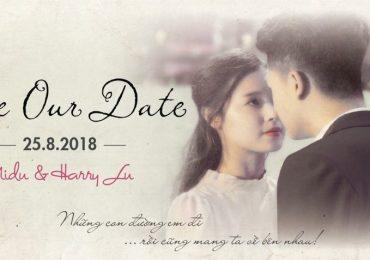 Harry Lu và 'tình cũ' Midu bất ngờ lộ thiệp cưới
