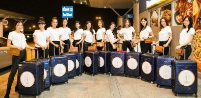 Top 15 Miss Supranational Vietnam 2018 sang Hàn Quốc tranh tài