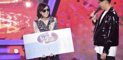 Hà Thu lần đầu tiên đoạt giải nhất khi hoá thân thành NSƯT Hoài Linh