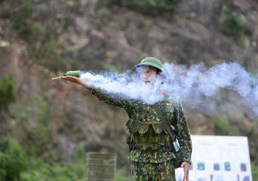 Sao nhập ngũ: Xuân Nghị và các tân binh 'hoảng hồn' ném lựu đạn, dập lửa