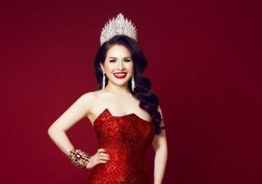 Hoa hậu Lê Thanh Thúy 'lột xác' đến ngỡ ngàng trong loạt ảnh mới