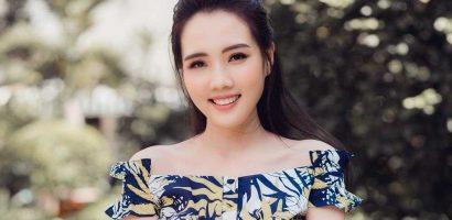 Vợ Ngô Quang Hải ngày càng xinh đẹp đằm thắm nhờ hôn nhân hạnh phúc