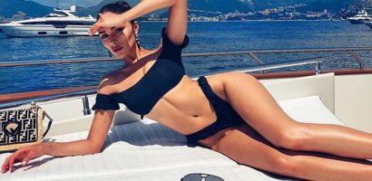 Olivia Culpo: Hoa hậu Hoàn vũ sexy số một thế giới