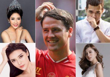 Dàn sao Việt hào hứng trước thông tin Michael Owen đến Việt Nam