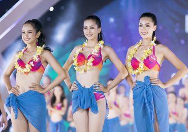 Hoa hậu Việt Nam 2018: Xác định top 3 'Người đẹp du lịch' và 'Người đẹp biển'