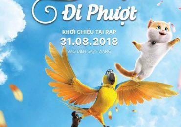 Mèo mập đi phượt: Phim hoạt hình ý nghĩa hứa hẹn đốn ngã trái tim của hàng triệu khán giả