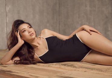 MC Ngọc Trúc diện bikini, khoe dáng nóng bỏng khó rời mắt
