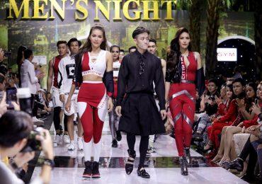 Minh Tú hội ngộ Lan Khuê, làm vedette show thời trang