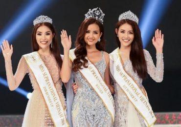 Ngọc Châu bật khóc khi đăng quang 'Miss Supranational Vietnam 2018'