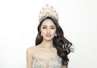 Hoa hậu Thu Ngân kêu gọi các cô gái tự tin dự thi 'Hoa hậu Bản sắc Việt Toàn cầu 2018'