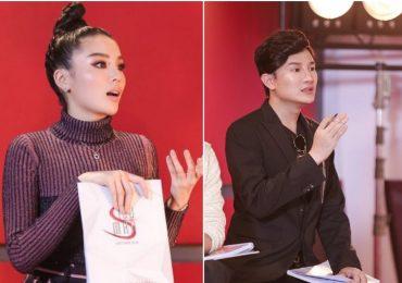 Kỳ Duyên 'nổi cáu' khi Dược sĩ Tiến ủng hộ thí sinh 'Siêu mẫu VN' về đội Hương Giang