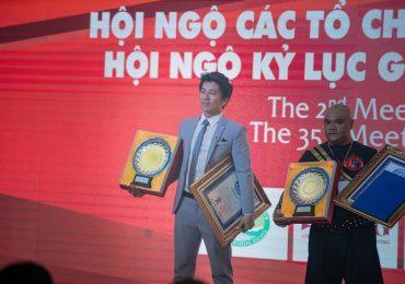Ảo thuật gia Nguyễn Phương lập cú đúp giải thưởng Thế giới