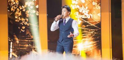 'Người hát tình ca': Bi Rain 'phiên bản Việt' xuất sắc với 3 điểm 10 từ giám khảo