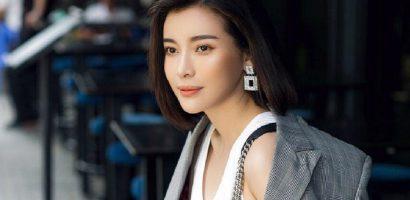Phá bỏ hình ảnh nữ tính, Cao Thái Hà mặc cá tính ra phố
