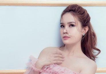'Miss hình thể 2017' Huỳnh Trang biến hóa với phong cách kiêu sa