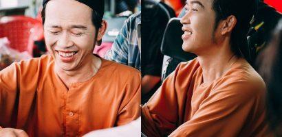 Nghệ sĩ Hoài Linh về tận miền Tây đóng phim ủng hộ diễn viên trẻ Đăng Khoa