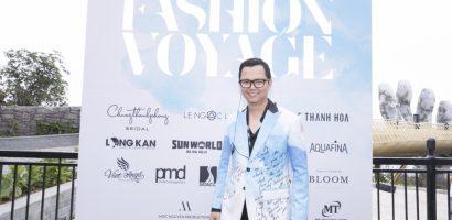 Đạo diễn Long Kan: Từ 'Đại hội nhạc Son' tới 'The Fashion Voyage'