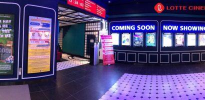 Tưng bừng khai trương Lotte Cinema Hà Nam