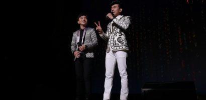 Đan Trường cùng 'Học trò' Trung Quang song ca tại Nhật