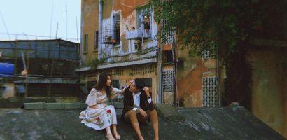 Diễm My, Quang Đại 'tình bể bình' trong bộ ảnh mới