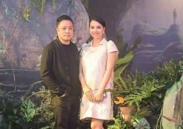 Đinh Ngọc Diệp 'tố' chồng Victor Vũ làm khổ mình khi quay phim 'Người bất tử'