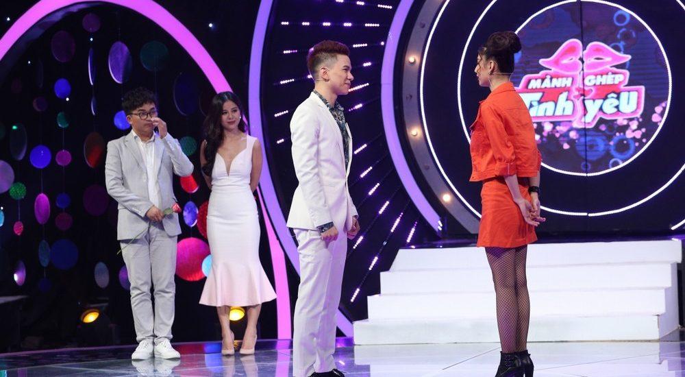 DJ Oxy bật khóc vì Kay Trần tích cực 'thả thính' nhưng từ chối hẹn hò