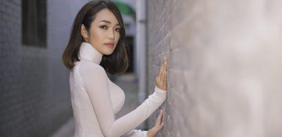 Người đẹp Thiên Vũ: 'Không muốn làm bông hoa có sắc không hương'